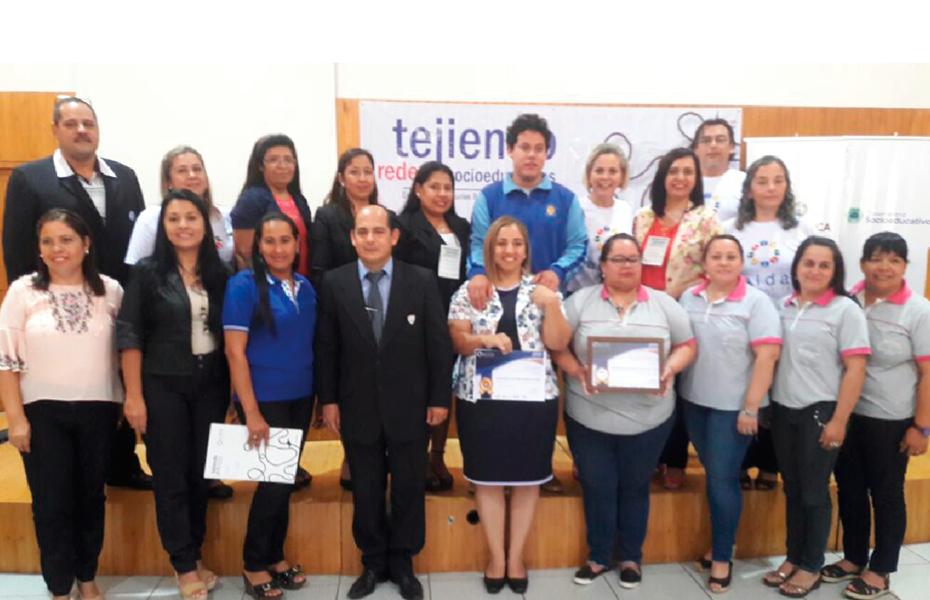 """10º """"Encuentro Tejiendo Redes"""""""