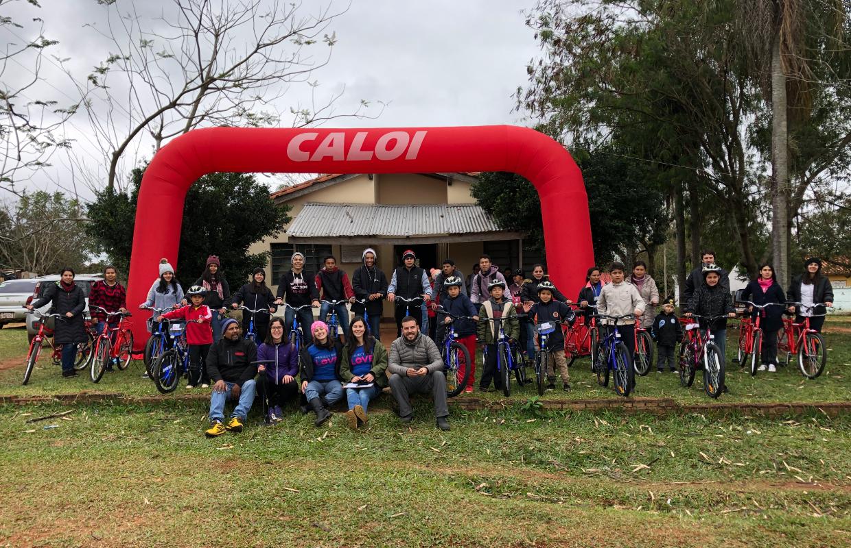 ¡Project Bike Love y Fundación Alda transformando vidas!