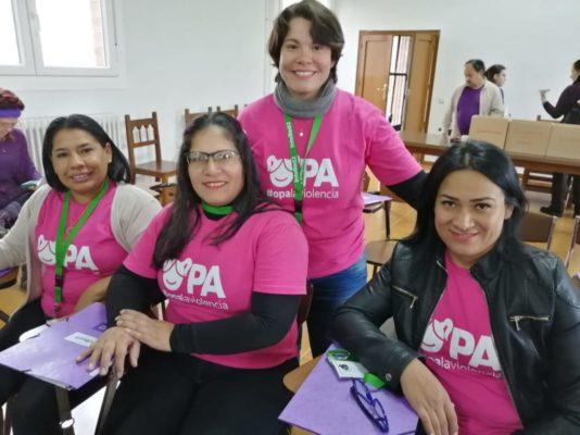 Intercambio de experiencias del trabajo en escuelas Paraguay, España 2020